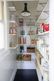 kitchen pantry idea with walk in door house design ideas