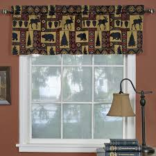 Red Scarf Valance Kitchen Design Ideas Kitchen Window Valances Treatment Pictures