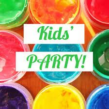 Private Kids U0027 Party Booking Deposit U2013 Wholly Craft