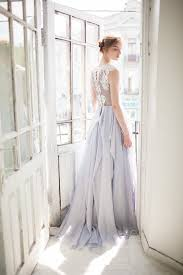 wedding dress etsy 15 non white wedding dresses on etsy that i m obsessed with grey