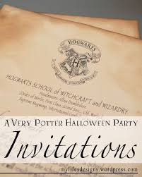 halloween party planner free downloads to create your own harry potter party invitations