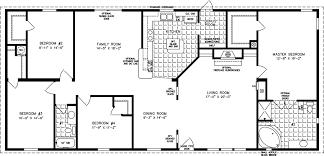 4 Bedroom Modular Home Floor Plans 4 Bedroom Mobile Home Floor Plans Nice Home Zone