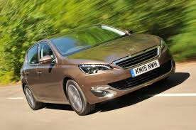 pejo car peugeot 308 review 2017 autocar