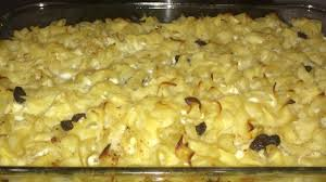 Noodle Kugel Cottage Cheese by The Best Ever Classic Jewish Noodle Kugel Recipe Allrecipes Com