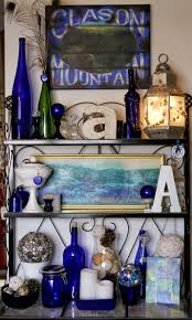 How To Decorate A Bakers Rack Make The Best Of Things No Mantel To Decorate But I Do Have A