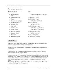 17721021 manual for food beverage service