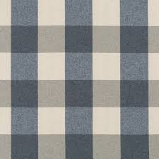 Robert Allen Home Decor Fabric Pecore Plaid Batik Blue Robert Allen