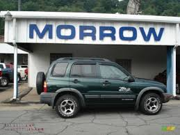 chevy tracker convertible tracker
