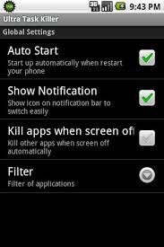 easy task killer apk ultra task killer apk free tools app for android