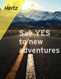 lexus van rental say yes to new adventures with hertz car rent