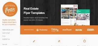 real estate flyers website has a great web design best web designs
