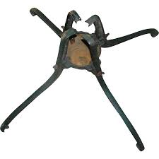 vintage tree stand american water motor company