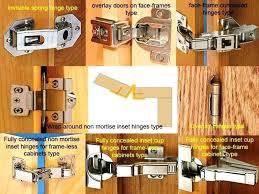 european hidden cabinet hinges types of cabinet doors kitchen cabinet door styles options hidden