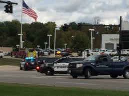 lexus dealer dayton ohio 2 ohio officers wounded in shooting at car dealership wrgt