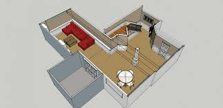 Google Sketchup Floor Plan by Google Sketchup Page 3 Architecture U0026 Design Contractor Talk