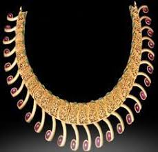 fancy gold necklace in ram mohan road kozhikode manufacturer