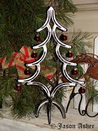 horseshoe christmas ornaments iron mountain shoe