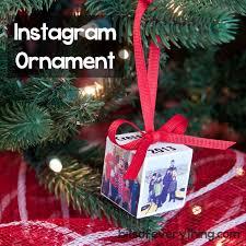 instagram block ornament sugar bee crafts