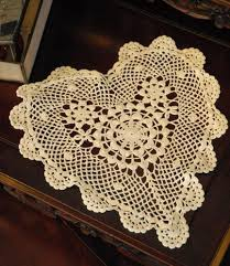 heart shaped doilies poppy heart shaped doilies ecru 10 inch accent linens