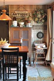 country kitchen wallpaper ideas terrific best 25 primitive wallpaper ideas on kitchen