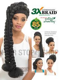 janet collection 3x caribbean braiding hair collection expression 3x braid pp