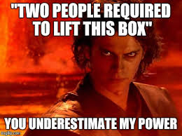 My Meme Maker - you underestimate my power meme generator imgflip