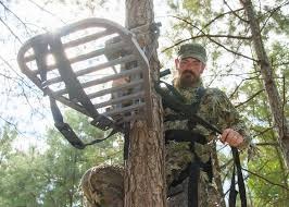 take precautions when using tree stands mississippi state