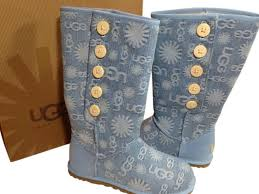 ugg denim sale ugg australia lo pro jacquard style 1000462 denim boots on sale