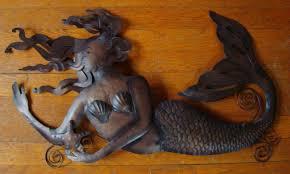 Mermaid Decorations For Home Mermaid Home Decor Art Ideas