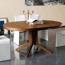 epic modern round extendable dining table 34 on home wallpaper