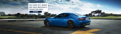 maserati supercar 2016 maserati of marin maserati dealership marin ca bay area