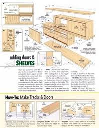 wall bookshelf plans furniture plans woodshit pinterest