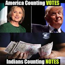 Meme Notes - american votes vs indian notes on 9 11 funny memes funny pics