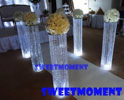 best crystal wedding decorations with best wedding decorations