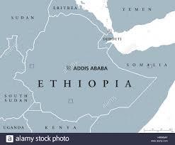 Rit Map Map Of Ethiopia Abyssinia Stock Photos U0026 Map Of Ethiopia Abyssinia