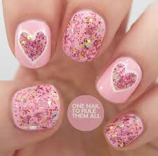 girly nail designs
