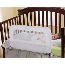 Regalo Convertible Crib Rail Homesafe By Summer Infant 2 In 1 Convertible Crib Rail Bedrail