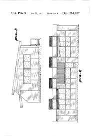 patent usd261037 modular passive solar home google patents