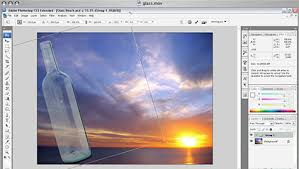 tutorial photoshop cs3 videos working with photoshop cs3 masking tools video tutorial