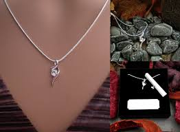man necklace gift images Wn crystal drop necklace gift for mother of groom the man of my jpg