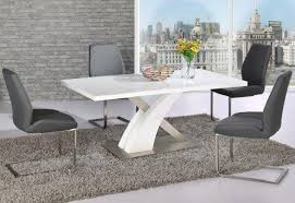 20 high gloss white dining chairs dining room ideas