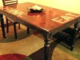 kitchen table refinishing ideas refinishing kitchen table best dining table redo ideas on table
