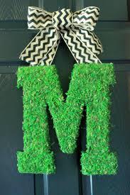 71 best wreaths u0026 door hangers images on pinterest monogram door
