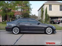 lexus is 300 with turbo name of rim lexus is forum