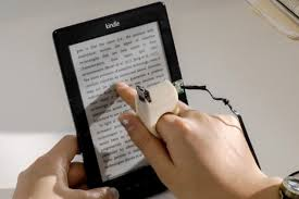 Writing System For The Blind Finger Mounted Reading Device For The Blind Mit News