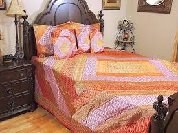 inspired bedding india inspired bedding zari patchwork multicolor paisley