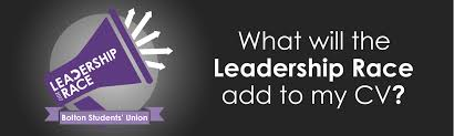 Skills To Add To Your Resume Leadership Race What Will It Add To My Cv University Of