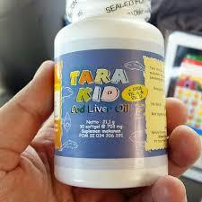 Minyak Ikan Tara Kid tara kid cod liver dha adalah tarakid minyak ikan anak