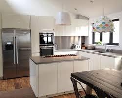 plus cuisine moderne réfrigérateur américain pour plus fonctionnalité de la cuisine