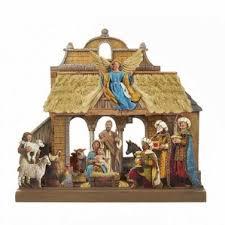 kurt adler nativity sets you ll wayfair